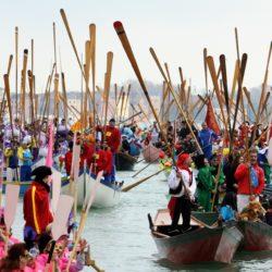 Il carnevale di Venezia 2018
